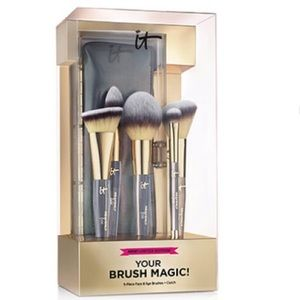 Your Brush Magic! Luxe Makeup Brush Gift Set